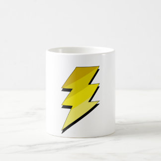 Lightning Thunder Bolt Coffee Mug
