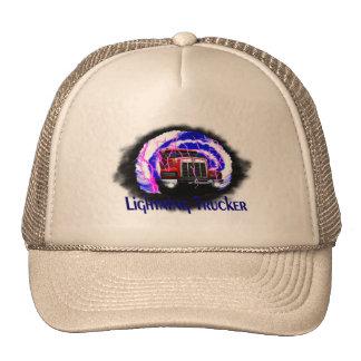 Lightning Trucker Trucker Hat