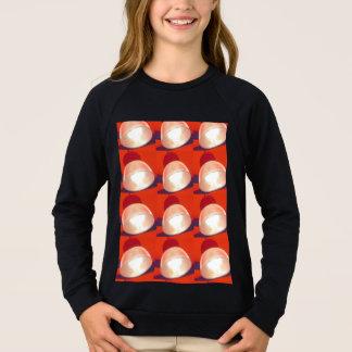 Lights Bulbs Sparkle Decorations Celebrations Sweatshirt
