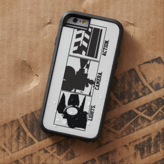 Lights Camera Action Film  Movie Maker Tough Xtreme iPhone 6 Case