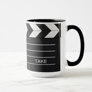 Lights Camera Action Mug