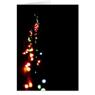 Lights Card