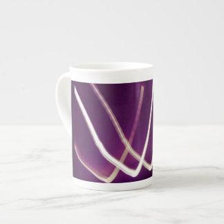 Lights in purple backround Mug