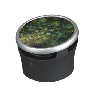 Lights in the City Abstract Art Speaker