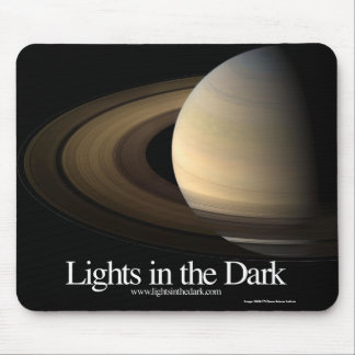 Lights in the Dark Mousepad