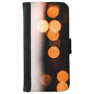 lights RK night iPhone 6 Wallet Case