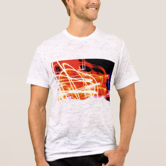 Lightspeed Energy Men Burnout T-Shirt
