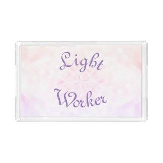 Lightworker Acrylic Tray