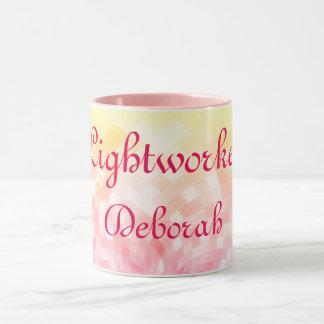 Lightworker Name Mug