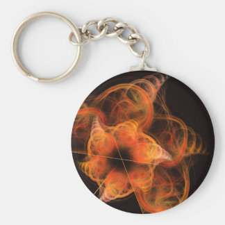 Lightworks Abstract Art Keychain
