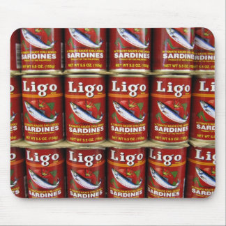 Ligo Sardine Can Mousepad