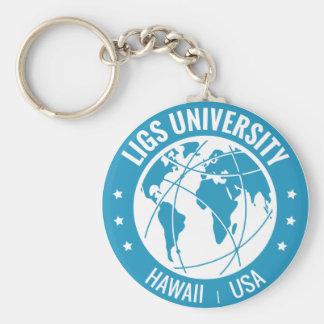LIGS University Keychain