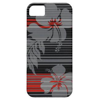 Lihue Hibiscus Stripe Hawaiian iPhone 5Cases iPhone 5 Cases