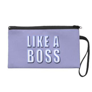 Like a Boss Wristlet Purse