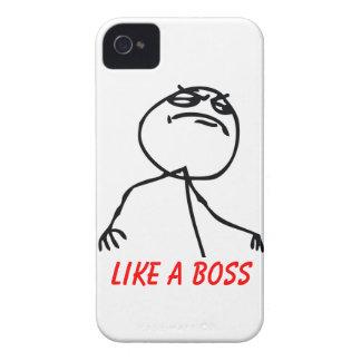 Like a Boss Case-Mate iPhone 4 Case