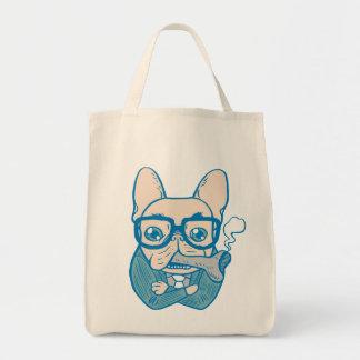 Like a Boss Grocery Tote Bag