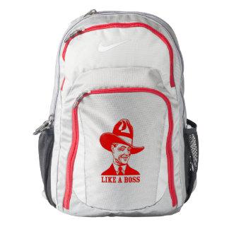 """LIKE A BOSS"" Nike Performance Backpack"