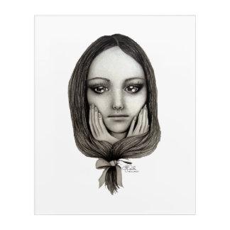 Like a DoLL Acrylic Print