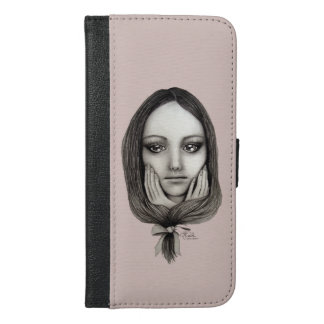 Like a DoLL iPhone 6/6s Plus Wallet Case