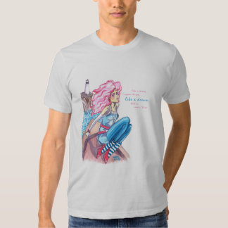 LIKE A DREAM Tee by Milky Mixer