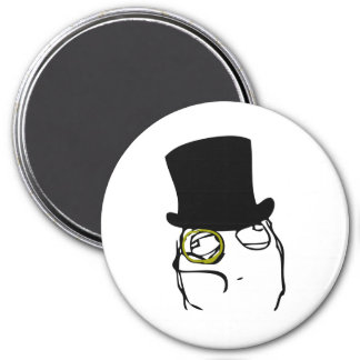 Like a Sir Rage Face Meme Magnets