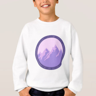 Like an Avalanche Sweatshirt