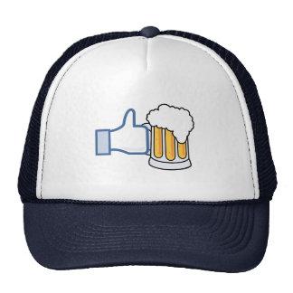 Like Beer (Color) Trucker Hat