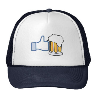 Like Beer (Colour) Hats
