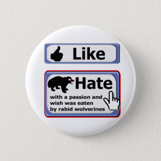 Like Button, Hate Button