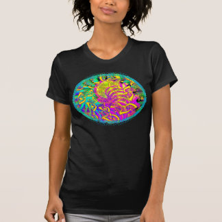 Like Candy Vibrant Psychedelic Fractal Tshirts