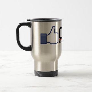 """Like CFXR"" Commuter Mug"