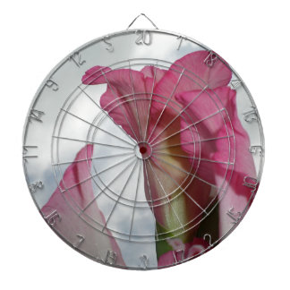 Like Crystal Pink Gladiolus Dartboards