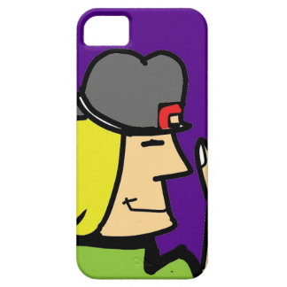 like dude ccartoon guy iPhone 5 case