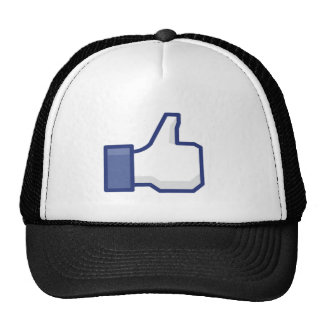 Like Hand - FB Thumbs Up Mesh Hat