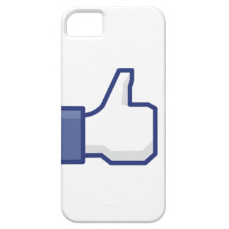 Like Hand - FB Thumbs Up iPhone 5 Covers