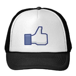 Like Hand Trucker Hats