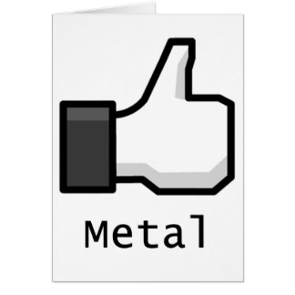 Like Metal Card