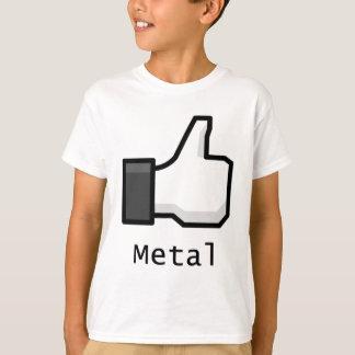 Like Metal T-Shirt