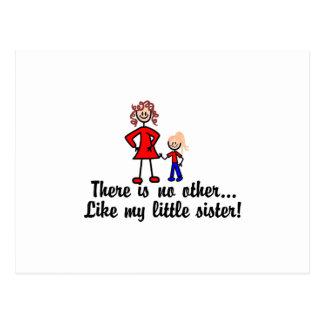 Like My Little Sister Postcard