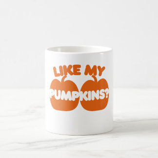Like my Pumpkins? Coffee Mugs
