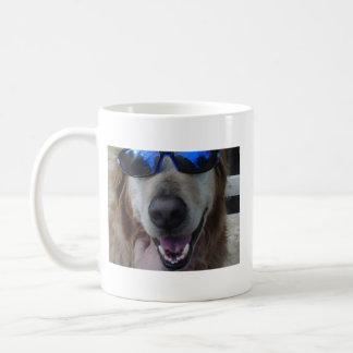 Like my shades? basic white mug