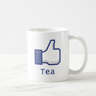 Like Tea Coffee Mug