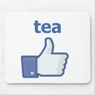 LIKE tea Mouse Pad