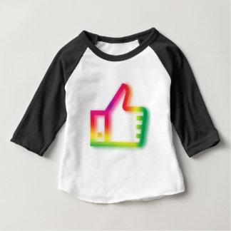 Like this ! baby T-Shirt