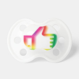 Like this ! pacifier