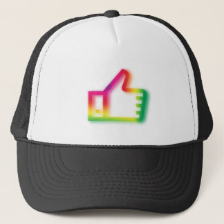 Like this ! trucker hat