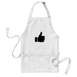 Like undermedia adult apron