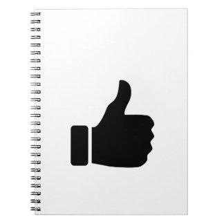 Like undermedia notebook