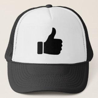 Like undermedia trucker hat