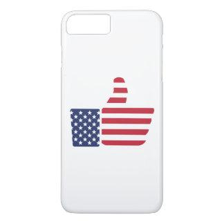 Like USA iPhone 7 Plus Case